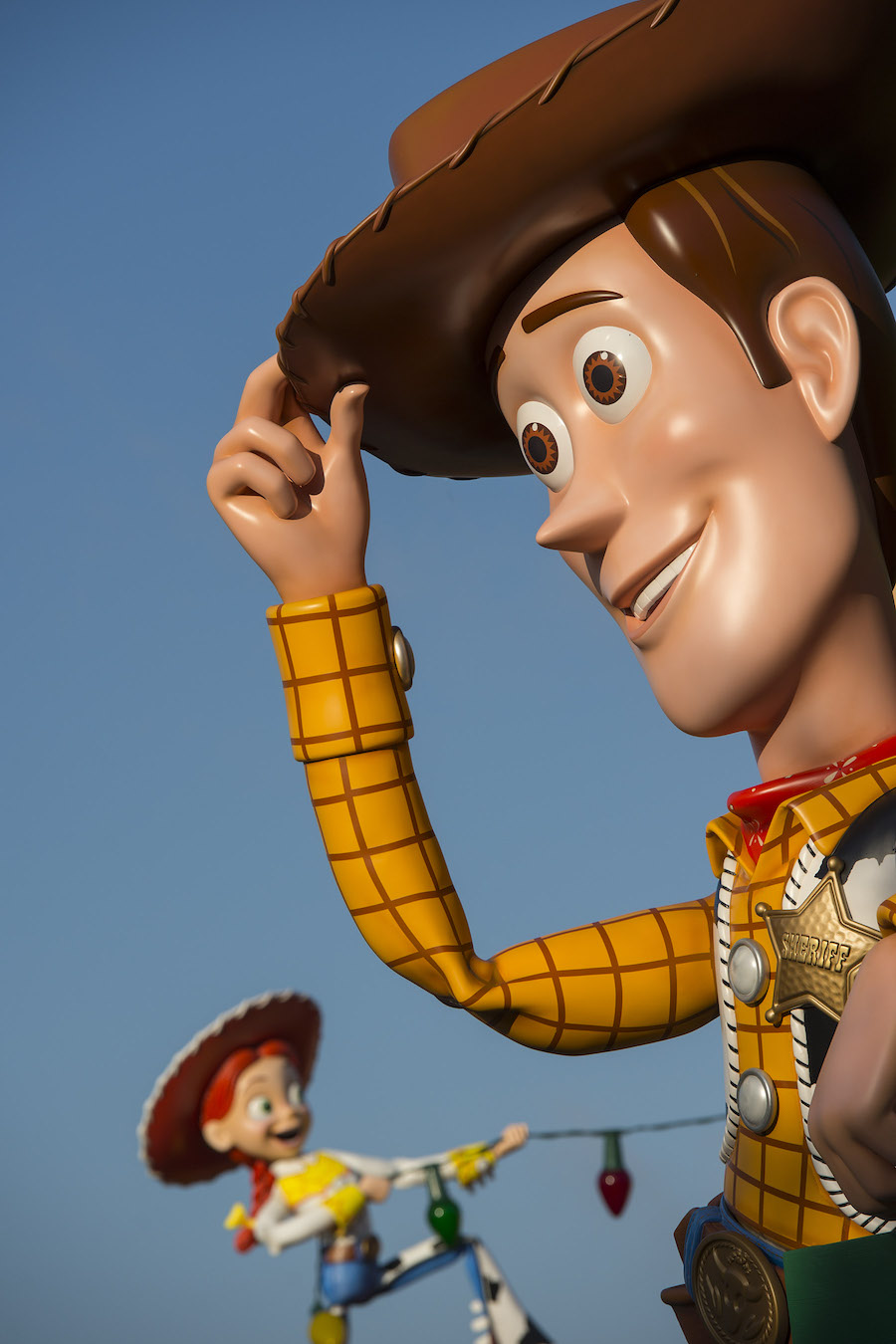Woody And Jessie Toy Story