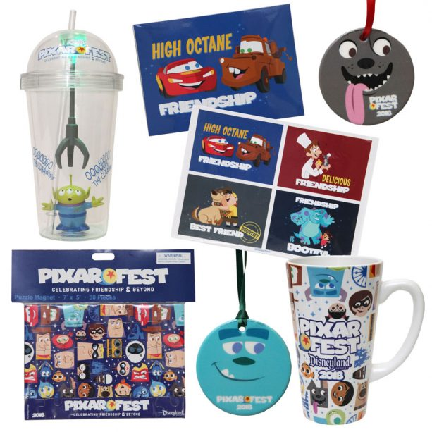 May The 4th Be With You Disneyland 2019: Pixar Fest Merchandise